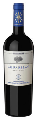 Bouteille Aguaribay Malbec